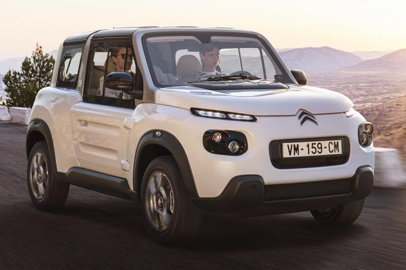 Neuer Citroën E-Mehari ab 25.270,– Euro erhältlich