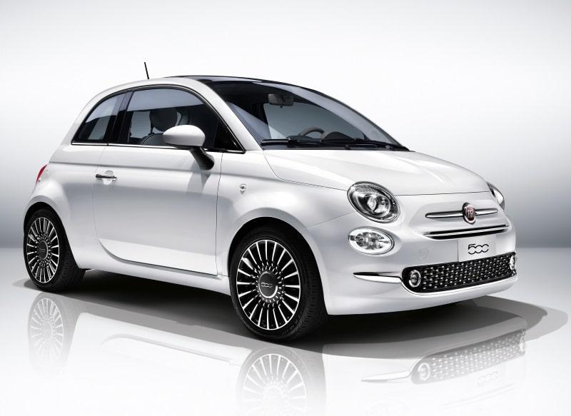 Mehr als drei Millionen Fiat 500 in Europa verkauft