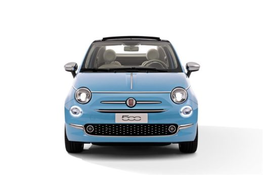 Sondermodell Fiat 500 Spiaggina 58