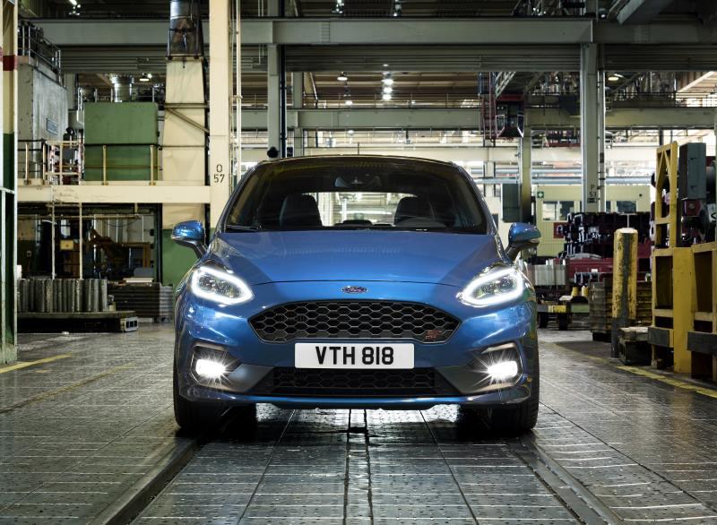 Neuer Ford Fiesta ST mit 200 PS-starkem EcoBoost-Dreizylinder und Fahrprogramm-Auswahl