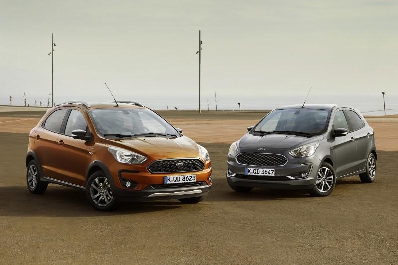 Video: Ford KA+ für große Personen? Ausfahrt.tv hilft.