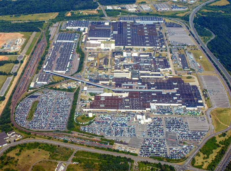 Ford investiert 600 Millionen Euro ins Werk Saarlouis