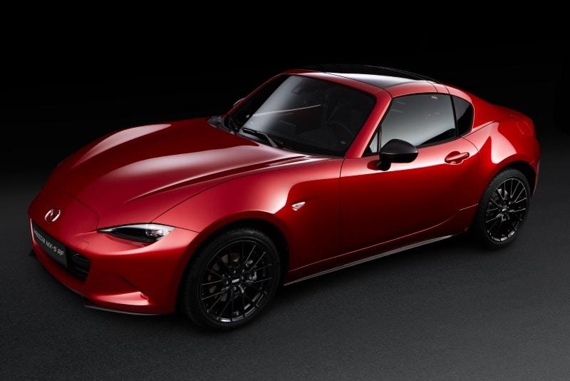 2020 Mazda MX-5 RF Edition 100 SKYACTIV-G 2.0 | Fahrbericht | Ausfahrt.tv