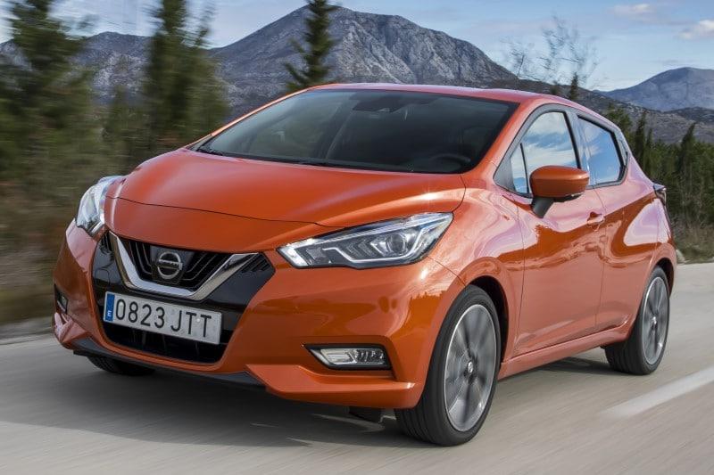 Nissan Micra rollt zu Preisen ab 11.990,– Euro ins neue Modelljahr 2019