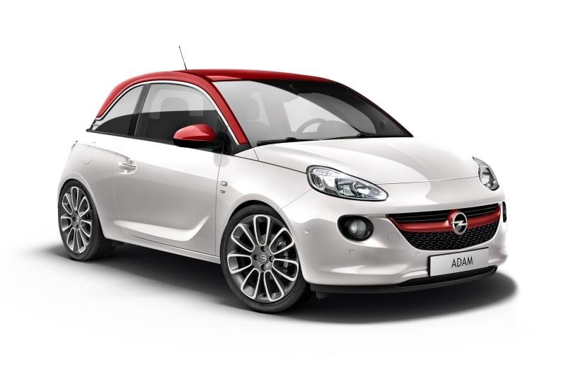 Autoleasing per Klick: Opel ADAM auf Amazon.de