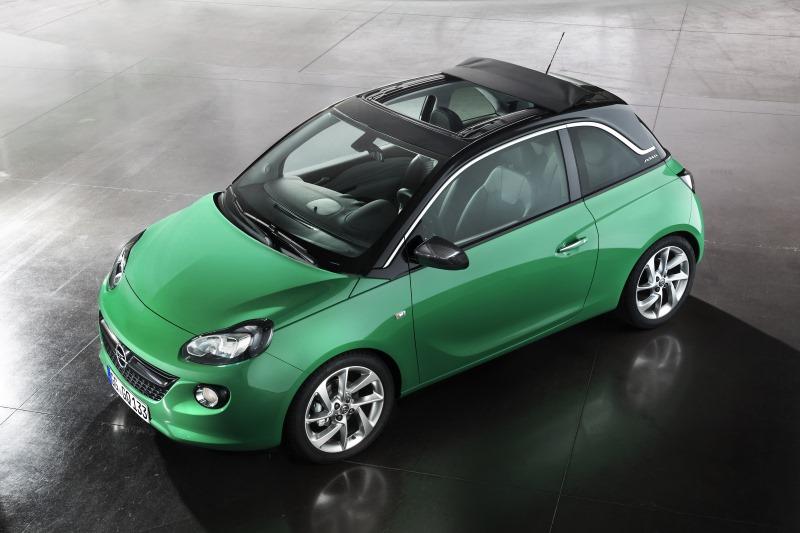J.D. Power: Opel ADAM zuverlässigster seiner Klasse