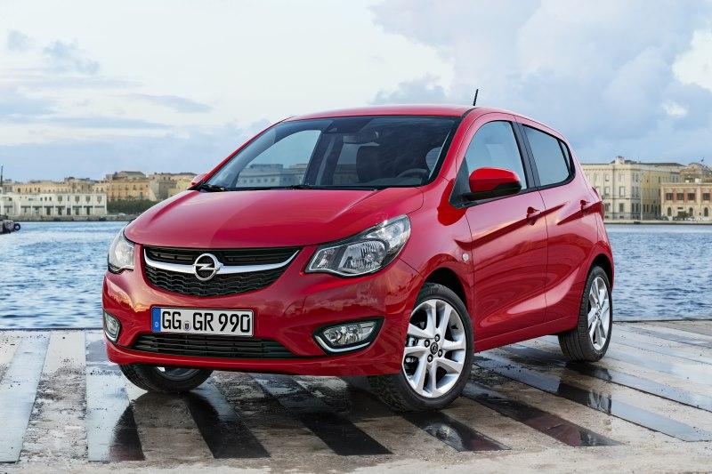 Video – Opel Karl: Der uncoole Bruder des Adam? – Die Tester | auto motor und sport