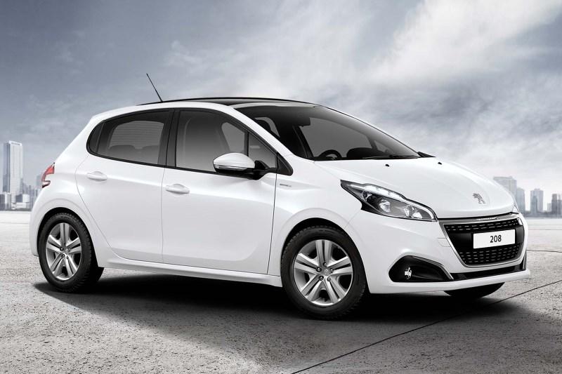 Sondermodell Peugeot 208 Signature mit exklusivem Ausstattungspaket