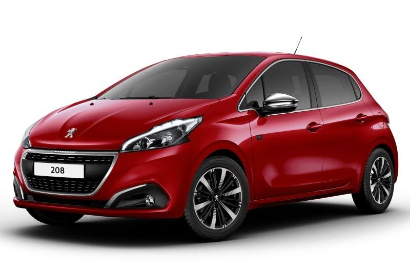 """Peugeot bietet neues Sondermodell 208 """"Tech Edition"""" an"""