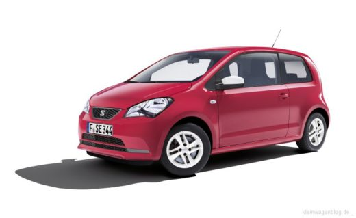 SEAT Mii Edition Red