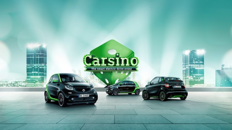 Markteinführung der neuen smart electric drive Familie
