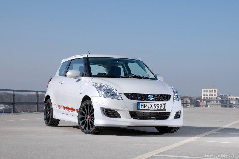 Suzuki ist der weltweit beliebteste Kleinwagenhersteller