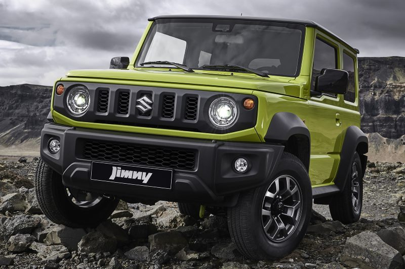 Video: Suzuki Jimny | Fahrbericht | MotorWoche