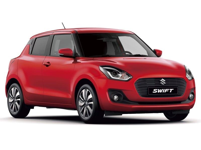 """Suzuki Swift auf dem Weg zum """"World Urban Car 2018"""""""