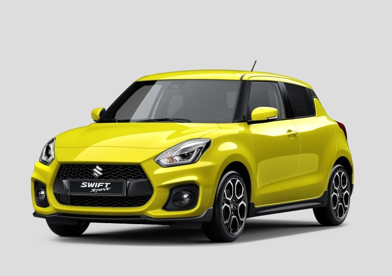 Video: 2019 Suzuki Swift Sport | Fahrbericht | voiceovercars.com