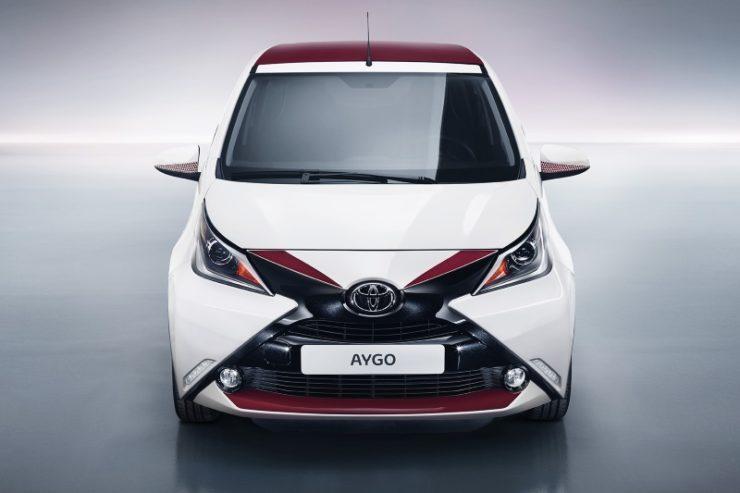 Toyota Aygo x-pose